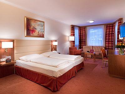 Gemütlich Urlauben - Traube Exklusiv ©Vergeiner's Hotel Traube