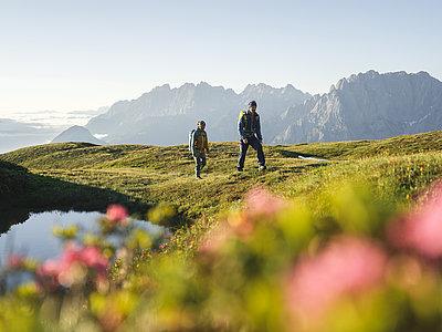 Sonnenaufgangstour ©Eder Philip (TVB Osttirol)
