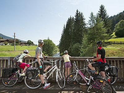 Drauradweg Osttirol (Lienz) ©Bauer Frank (Tirol Werbung)
