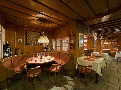 Restaurant La Taverna @Vergeiner's Hotel Traube