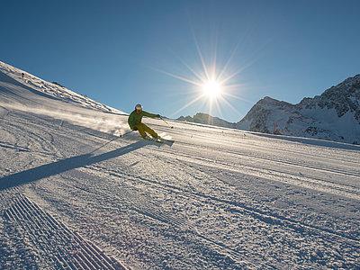Skifahren St. Jakob ©Berg im Bild (TVB Osttirol)