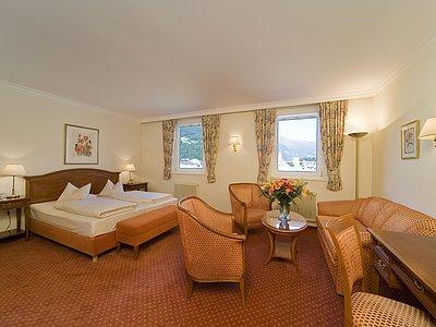 Romantik Superior ©Vergeiner's Hotel Traube