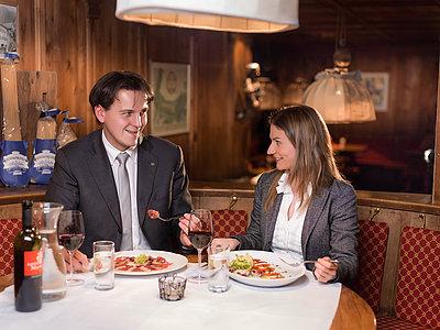 Spezialitäten aus Italien & Osttirol - Restaurant La Taverna @Martin Lugger