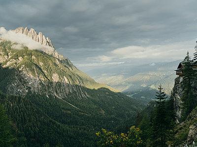 Dolomitenhütte - Lienzer Dolomiten (Sommer) ©Strauss Sam (TVB Osttirol)