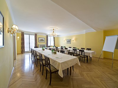 Seminarraum ©Vergeiner's Hotel Traube