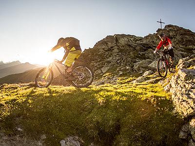 Mountainbiken in Osttirol ©Breiner Christof (TVB Osttirol)