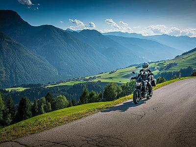 Motorrad-Tour Osttirol ©TVB Osttirol