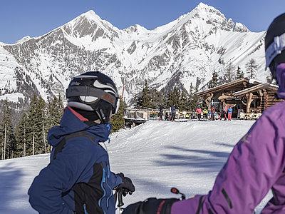Skihütte Großglockner Resort ©Berg im Bild (TVB Osttirol)