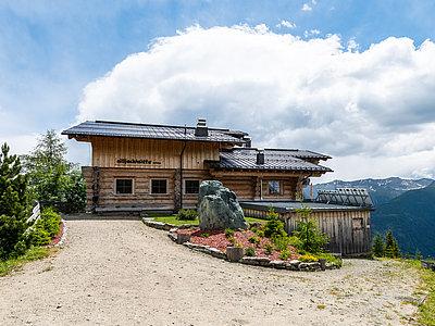 Niljochhütte ©Assil Hannah (TVB Osttirol)