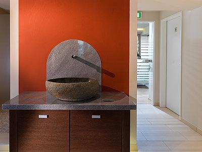 modernes Design - Wellnessbereich ©Martin Lugger