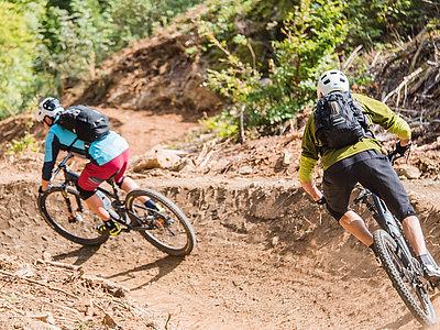 Alban Lakata Trail - Bikepark Lienz ©Kalchhauser Roland (TVB Osttirol)