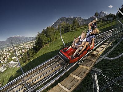 Osttirodler Alpine Coaster (Hochstein) ©Lugger Martin (TVB Osttirol)