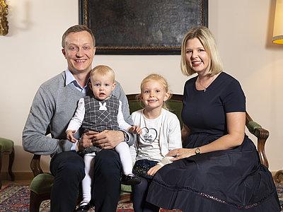 Ihre Gastgeber - Familie Vergeiner ©Martin Lugger