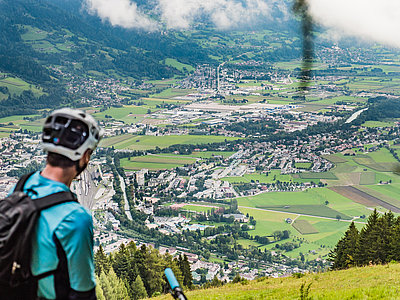 Bikepark Lienz - Alban Lakata Trail ©Kalchhauser Roland (TVB Osttirol)