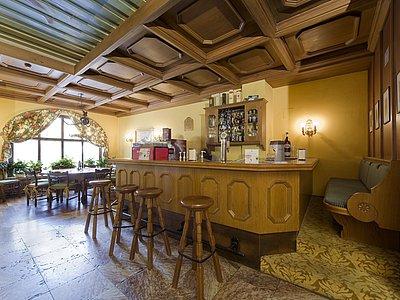 historische WeinBar @Vergeiner's Hotel Traube