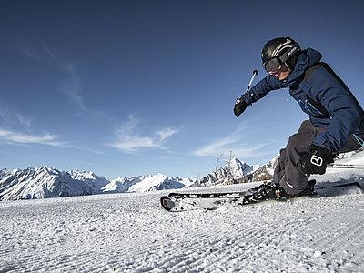 Skifahren im Großglockner Resort ©Berg im Bild (TVB Osttirol)