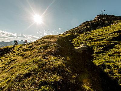Mountainbiken in Osttirol ©TVB Osttirol