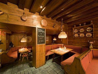 Genuss mit Tradition - Restaurant La Taverna @Vergeiner's Hotel Traube