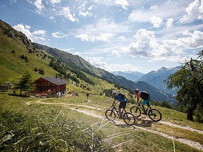 Biketour Timmeltal (Bodenalm) ©Haiden Erwin (TVB Osttirol)