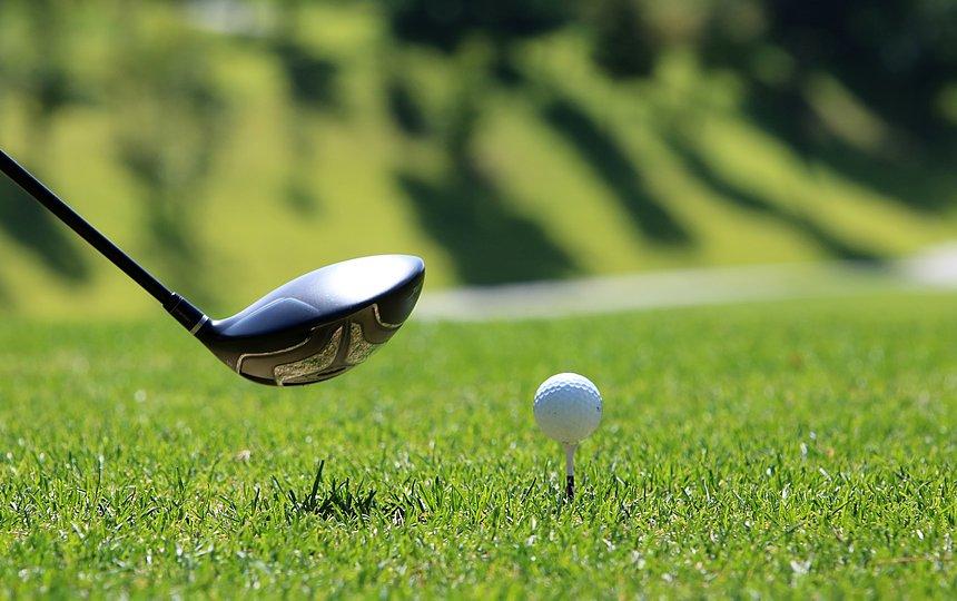 Golf ©HeungSoon (Pixabay)