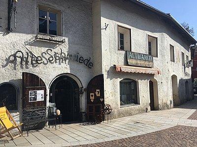 Lienz Innenstadt - Alte Schmiede ©Haselsteiner (TVB Osttirol)