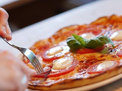 Pizza ©Free Photos (Pixabay)