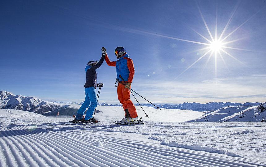 Pistenspaß Skizentrum Sillian-Hochpustertal ©Berg im Bild (TVB Osttirol)