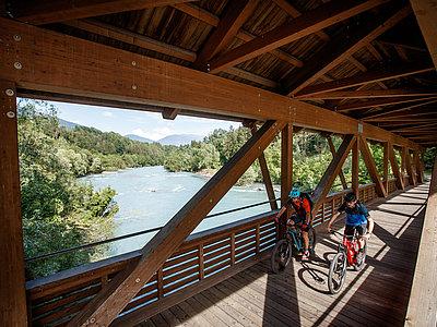 Lienzer Talbodenrunde mit dem E-Bike ©Haiden Erwin (TVB Osttirol)