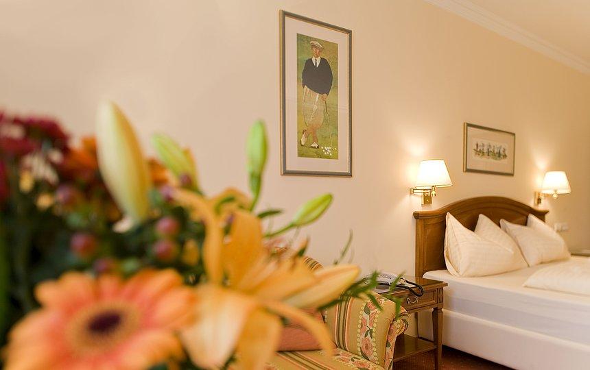 Romantik Superior (DZ) ©Vergeiner's Hotel Traube