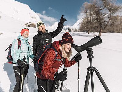 Nature Watch - Kals a. Gr. ©Maybach Robert (Nationalpark Hohe Tauern)