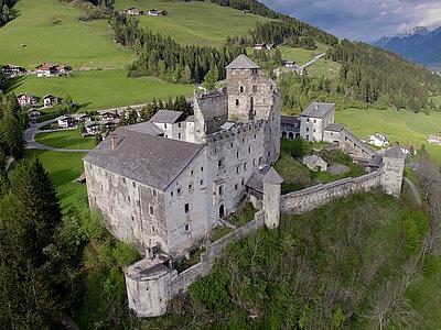 Burg Heinfels ©Zeidler Alexander (TVB Osttirol)
